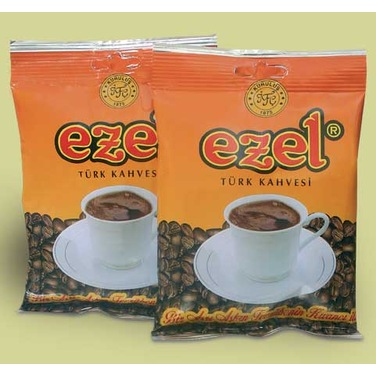 Ezel Türk Kahvesi 100 gr 1 Adet