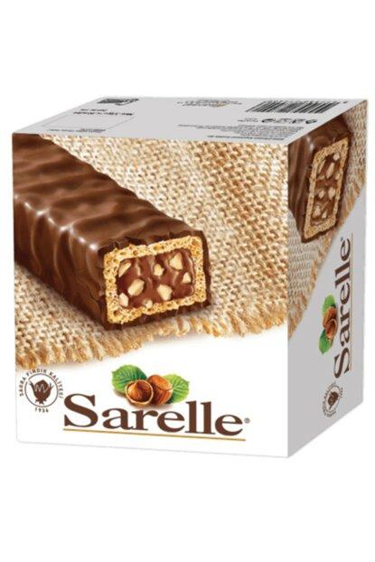 Sarelle Gold Sütlü Çikolatalı Gofret 33 gr 20 Adet