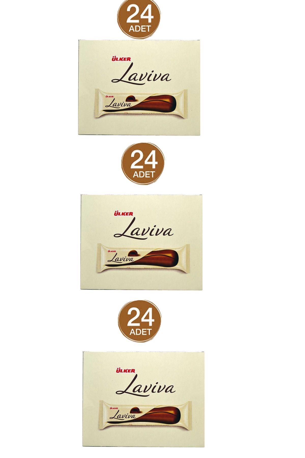 Ülker Laviva Çikolata 35 Gr 72 Adet