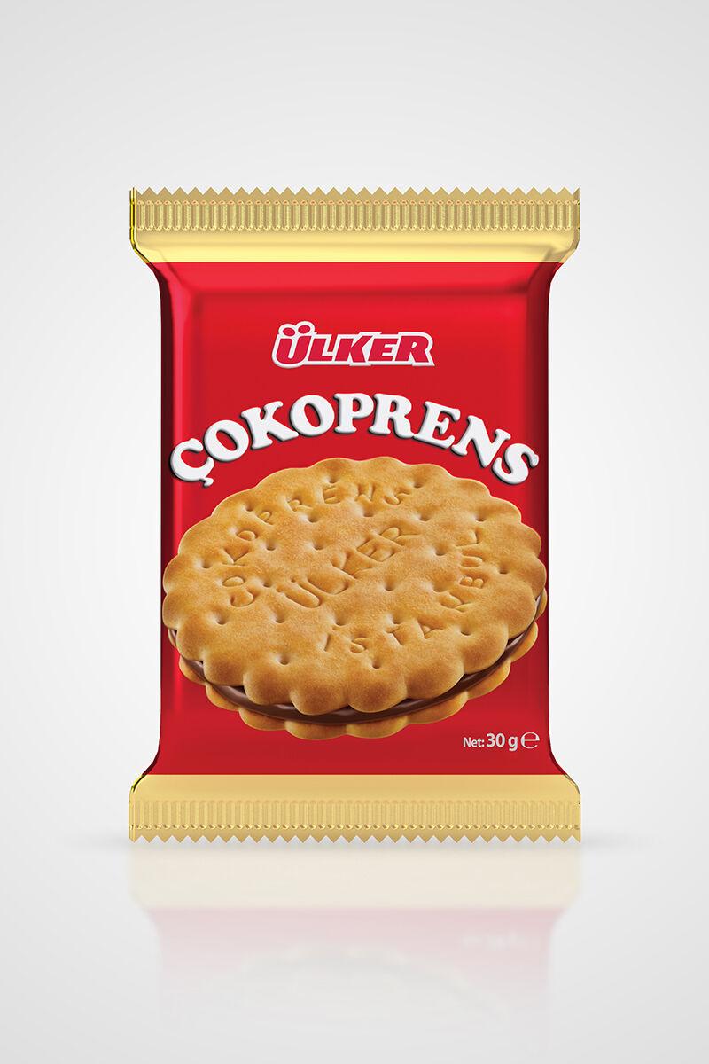 Ülker Çokoprens 30 gr 24 Adet