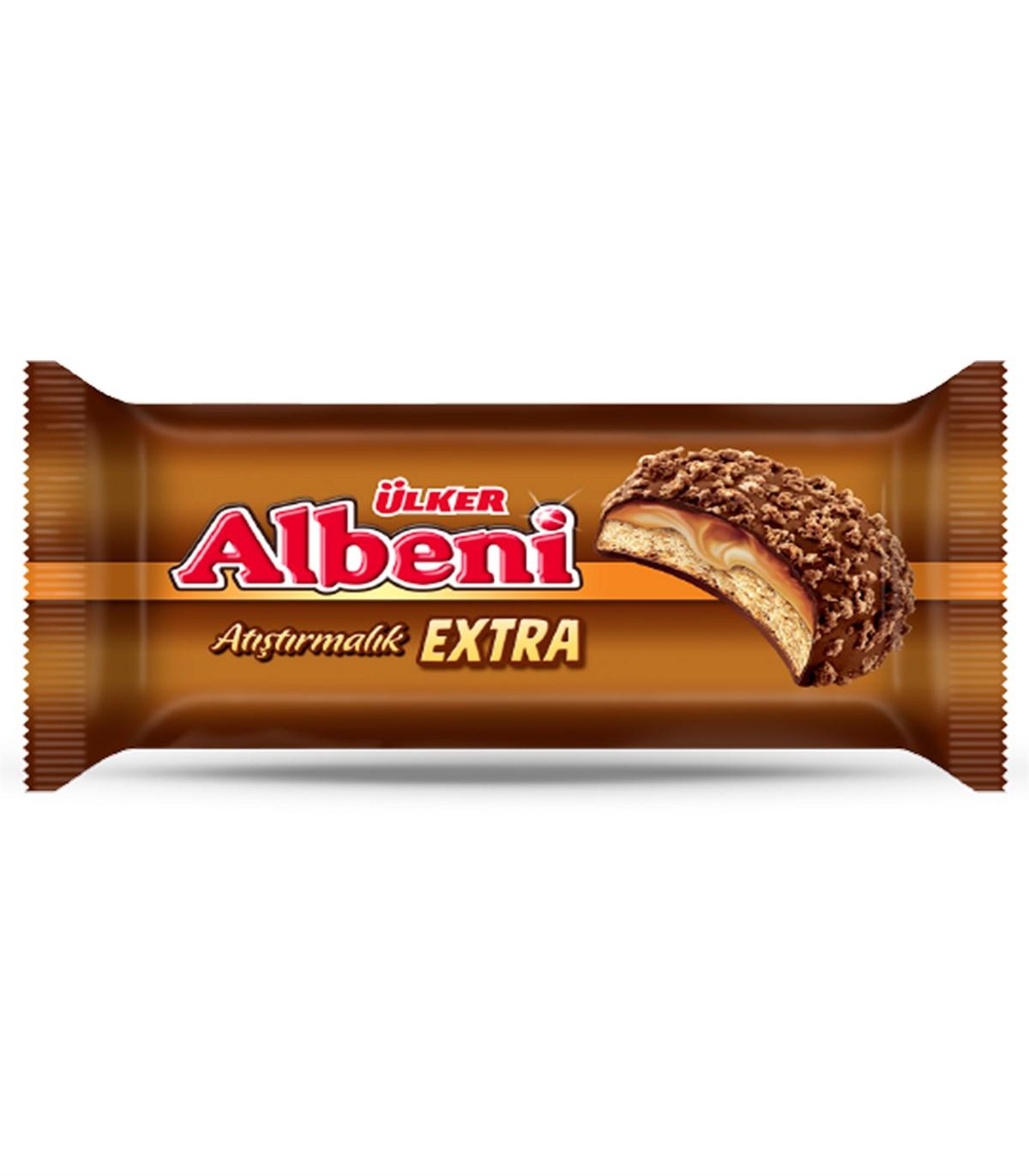 Ülker Albeni Extra Atıştırmalık 170 Gr 12 Adet