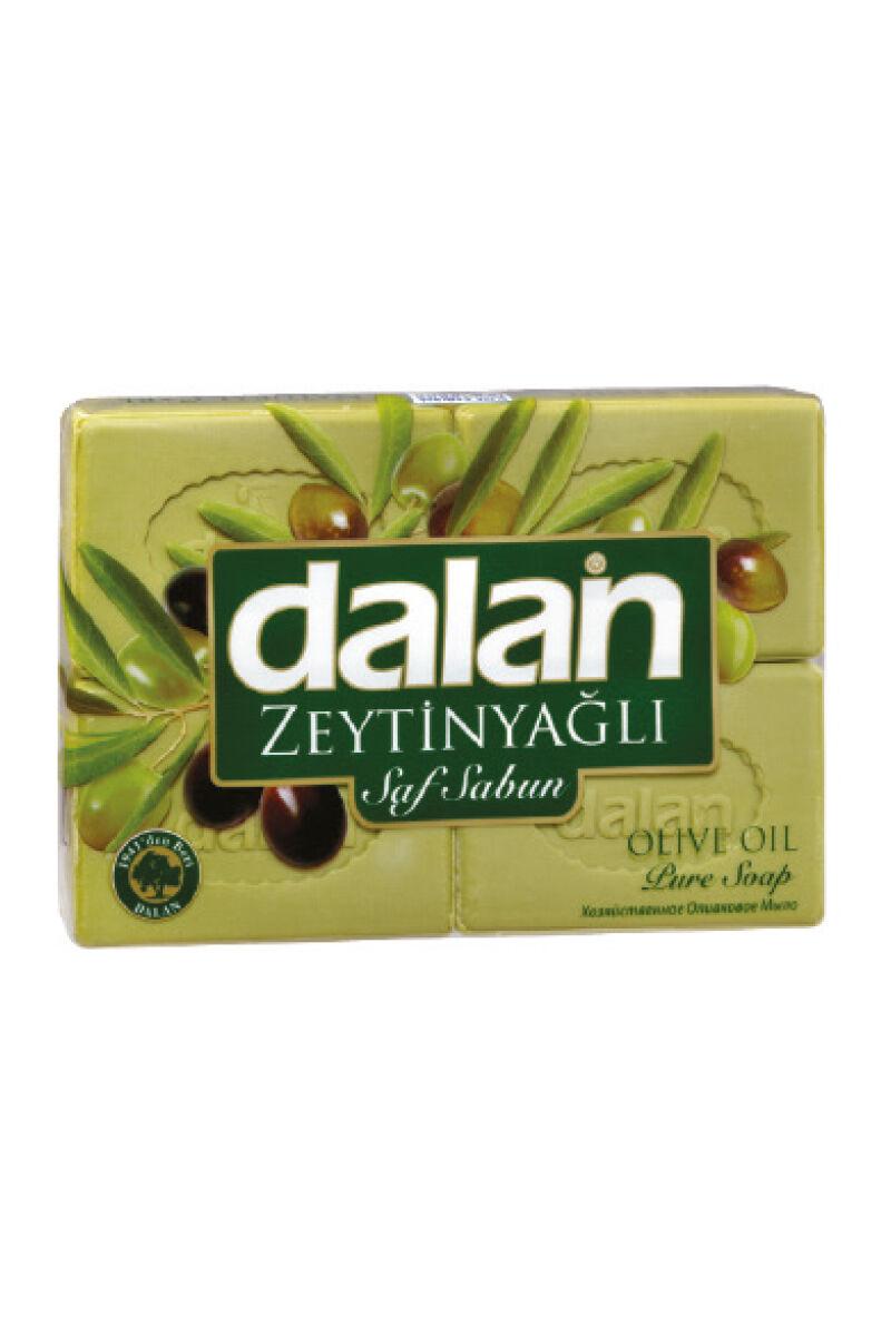 Dalan Banyo Sabunu 4x150 Gr Zeytinyağlı