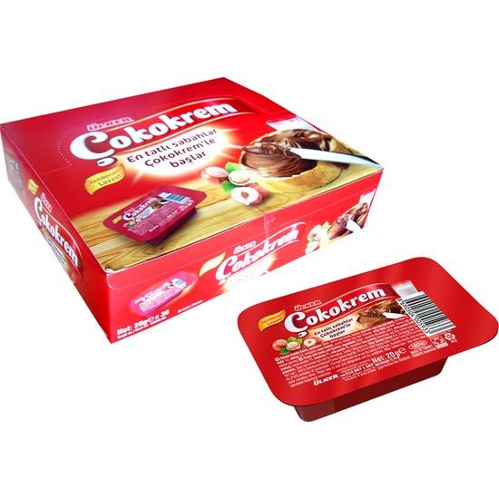 Ülker Çokokrem Kakaolu Fındık Kreması 20 gr x 36 'lı