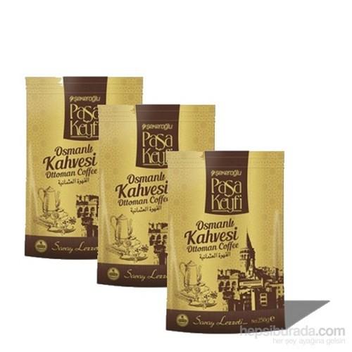 Paşa Keyfi Osmanlı Kahvesi 200 gr X 3 Adet