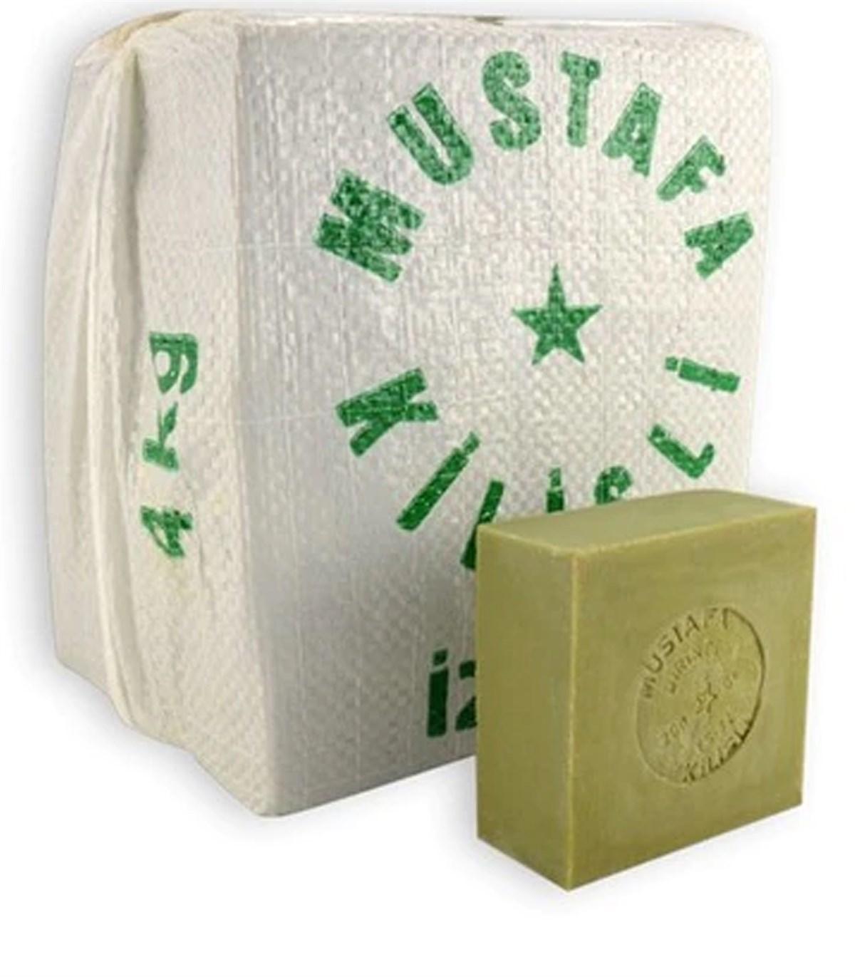Mustafa Kilisli Torba Sabun Yeşil 4 kg