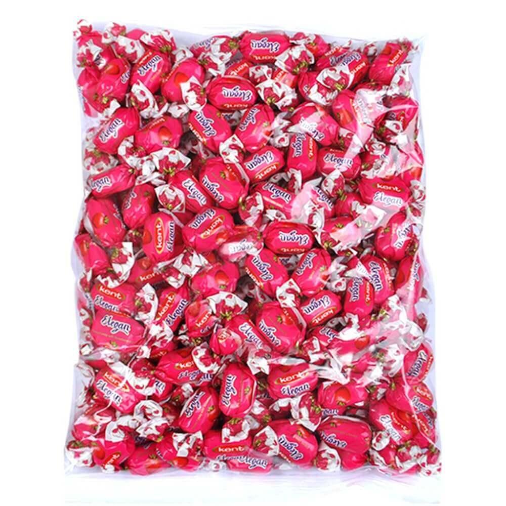 Kent Elegan Şekeri Çilek Aromalı 1 Kg