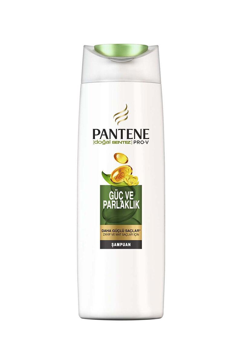 Pantene Şampuan Güç ve Parlaklık 500 ml