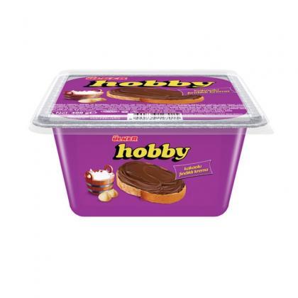Ülker Hobby Krem Çikolata 400 gr 8 Adet
