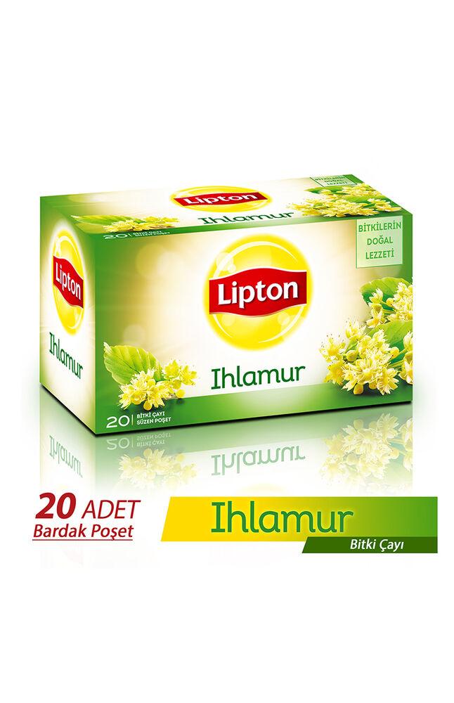 Lipton Bitki Çayı  Ihlamur Çayı 20'li