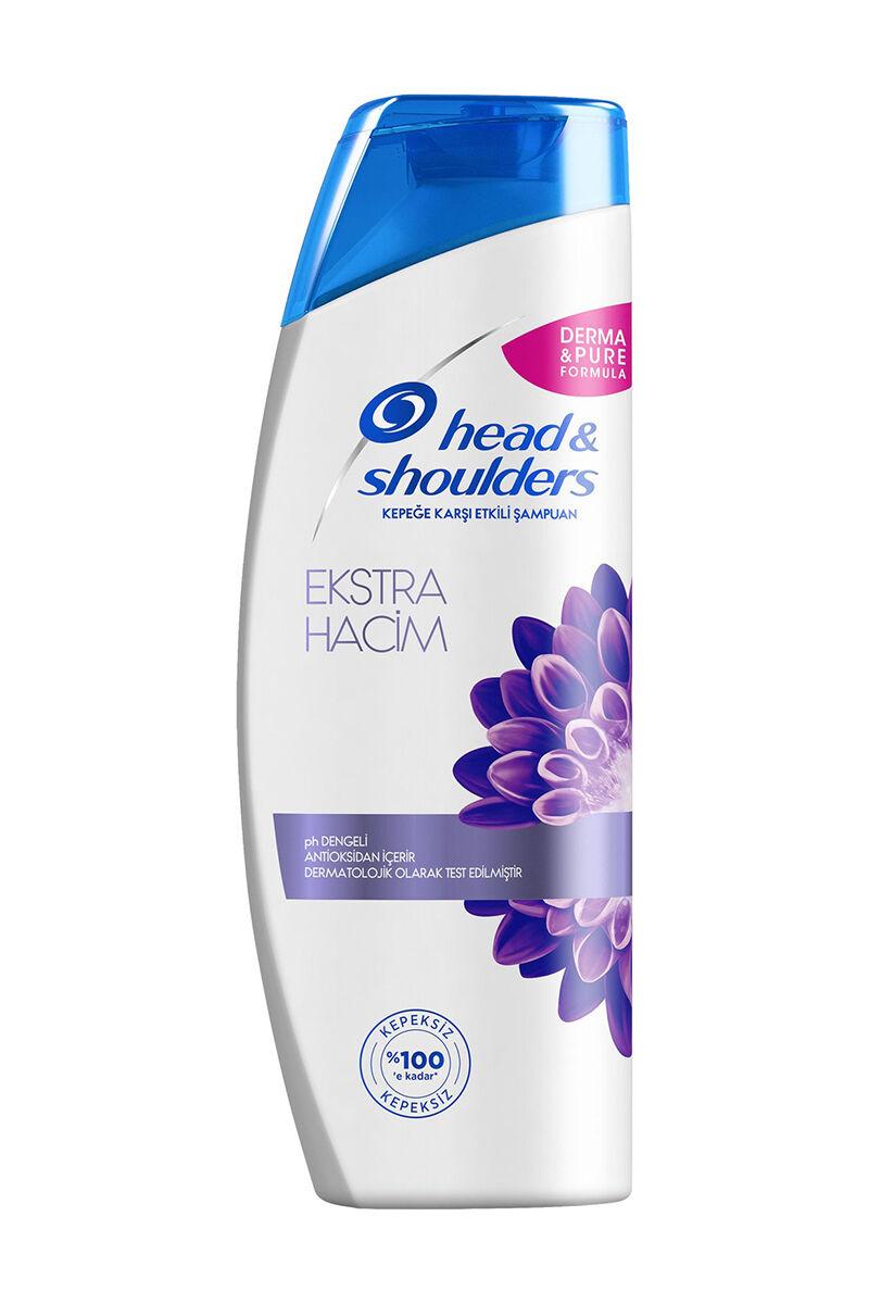 Head&Shoulders Şampuan Ekstra Dolgunluk 400 ml