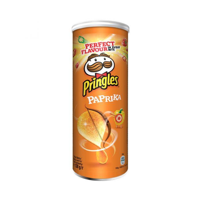 Pringles Paprika 130 Gr
