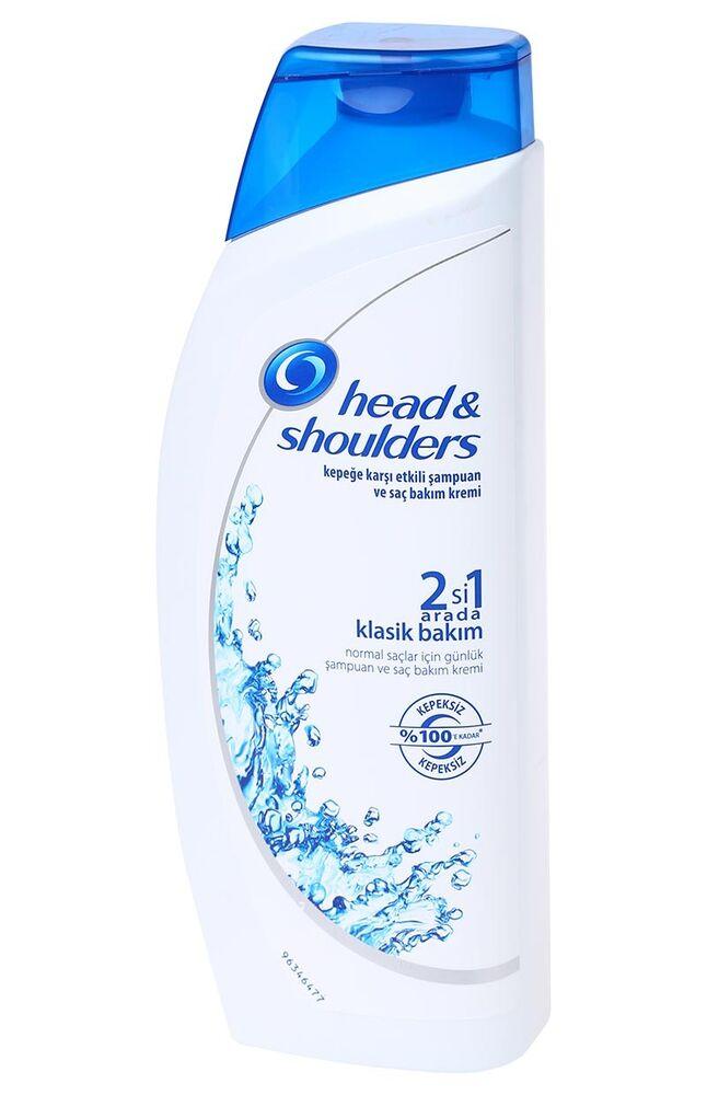 Head & Shoulders Şampuan Klasik Bakım 2 In1