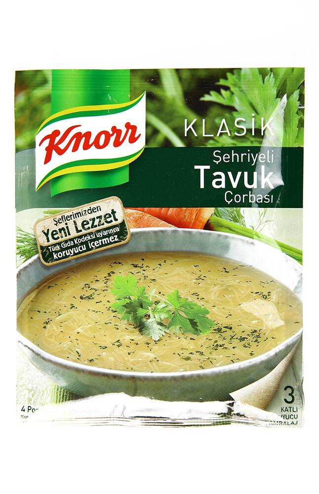 Knorr Çorba Şehriyeli Tavuk 12 Adet