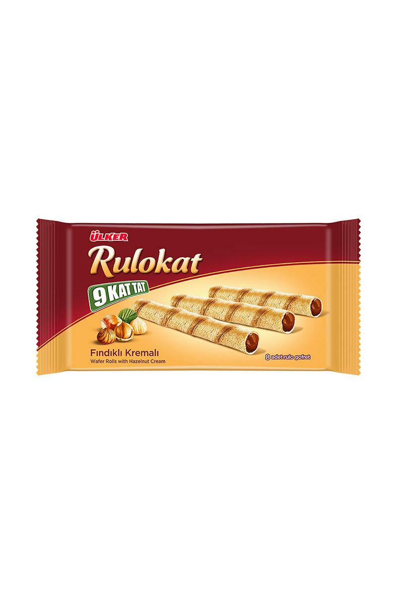 Ülker 9 Kat Tat Rulokat Çikolatalı 42 Gr 12 Adet